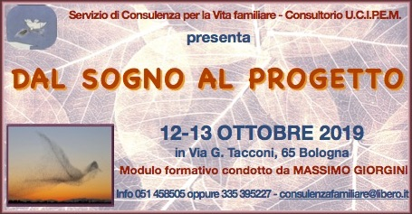 Dal sogno al progetto - Massimo Giorgini - Facilitazione Gruppi e comunità